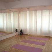 Physiopoint München Neuhausen Yoga Gruppenraum für Yogakurse