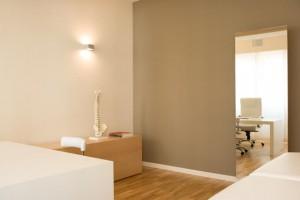 Praxis für Physiotherapie in München: Krankengymnastik Physiopoint Zimmer 1