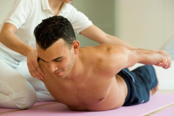 Golf-Physio-Therapie bei Physiopoint