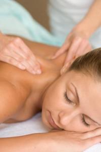 Reflektorische Massage
