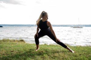 Stretching nach dem Sport - Sportphysiotherapie München